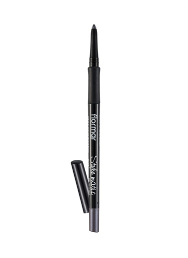 Flormar Stylematic Eyeliner Gümüş Göz Kalemi S11 Gümüş